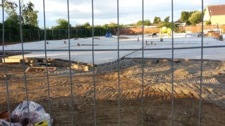 Bradlands New Building Construction