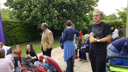 Marston & Northway Churches Together 22nd May 2016