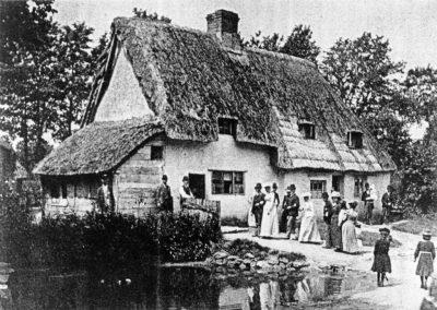Brasenose Cottage