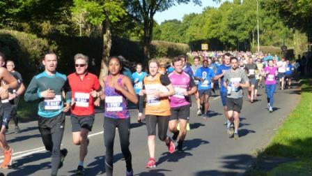 Oxford Half Marathon 2016