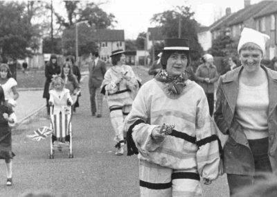 Silver Jubilee 1977
