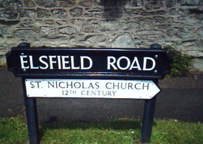Elsfield Road