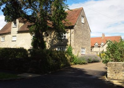 Historic Houses in Old Marston