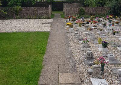 Memorial Gardens Church Yard
