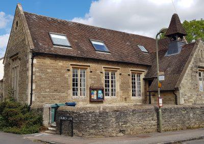 Church Hall - original school building