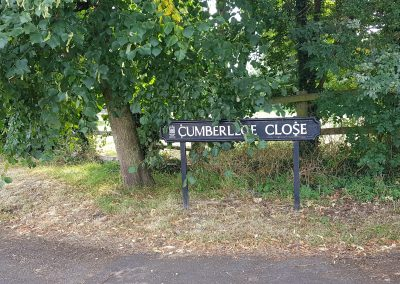 Cumberlege Close