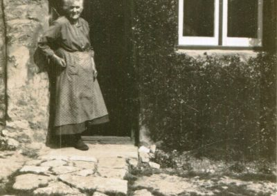 Amelia Webb at Home, Oxford Road, Old Marston