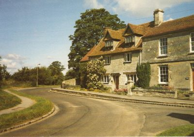 Manor House/Cromwell House from postcard