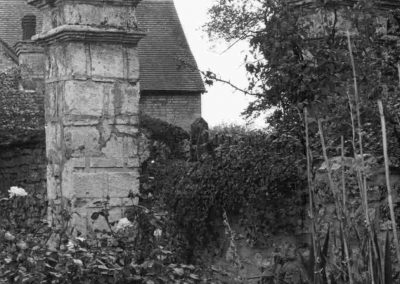 Manor House/Cromwell House Original Entrance