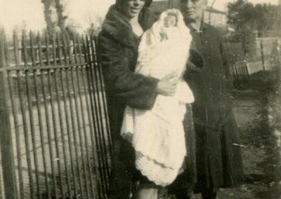 Dolly Akers, Keith Akers, Amelia Webb, Oxford Road, Old Marston 1