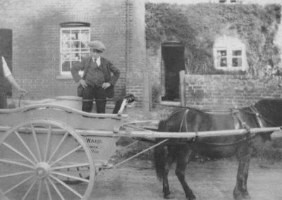 Horse and Cart - Ward Brothers
