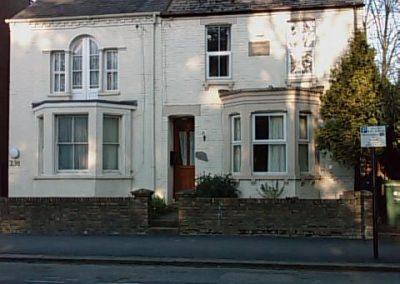 Marston Road Houses