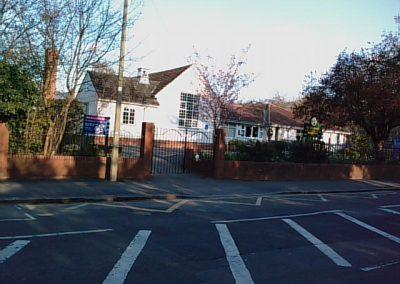St Michael's School New Marston