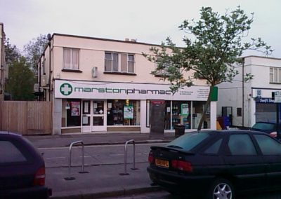 Marston Road Shops