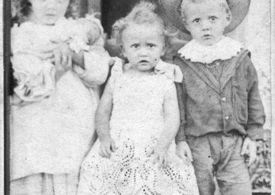 Jesie, Iva, Aubrey Gurden