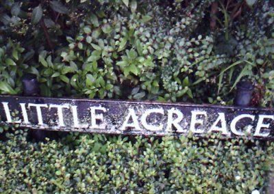Little Acreage