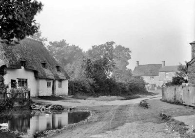 Old Marston Village 1885