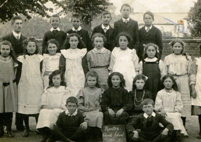 Marston Church School 1912
