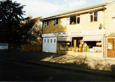 Marston Post Office 1990s
