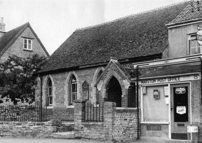 Marston Post Office 1964