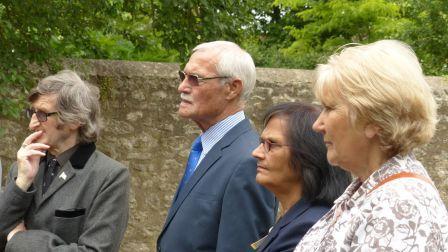 Memorial Gardens Church Yard Dedication 26 July 2016