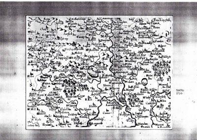Oxfordshire_1574_Saxton