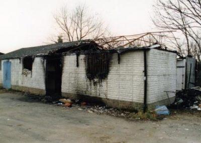 Pavilion Fire 1994