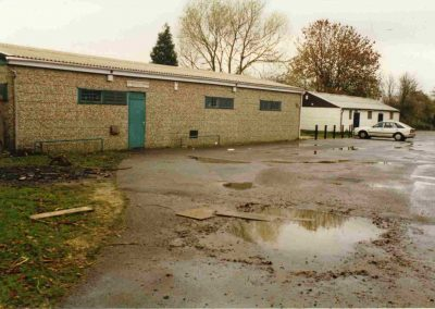 Boults Lane - Scout Hut