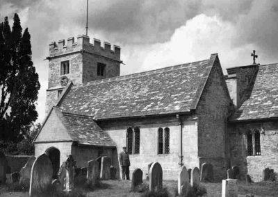 St Nicholas Parish Church Old Marston