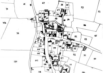 Tithe_Map_Old_Marston_1843_top