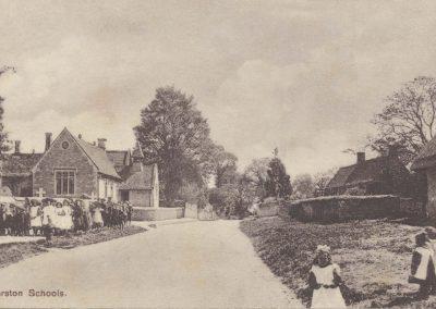 Marston School Easter Parade 1904